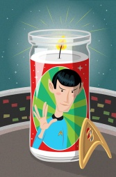 Self-Promotion -Bye Bye Spock!
